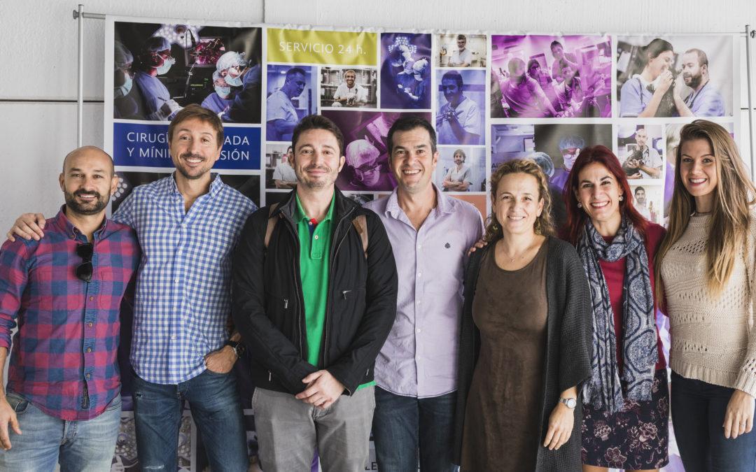 I-VET se reúne con empresas colaboradoras para presentarles los proyectos de 2019